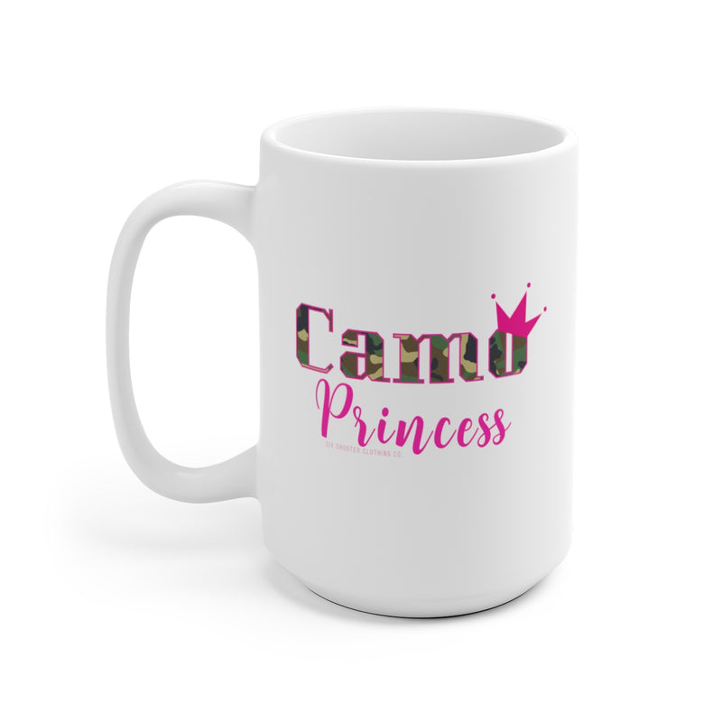 Camo Princess Coffee Mug