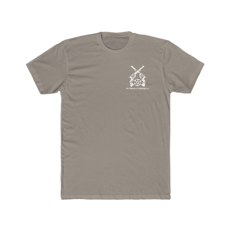 Six Shooter Logo Exclusive Men's Tee