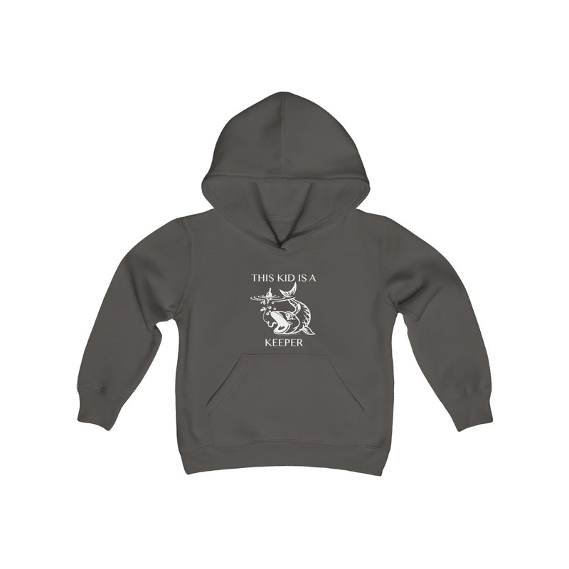 This Kid is a Keeper Youth Hoodie