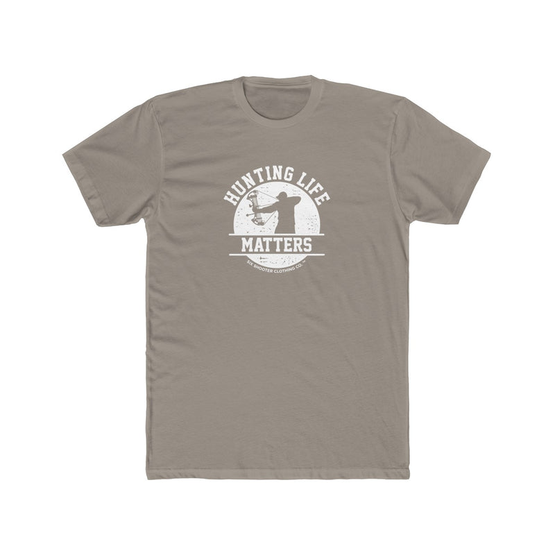 Men's Hunting Life Matters Tee - Bow