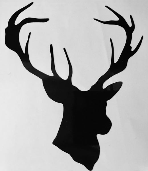 Buck Vinyl/Decal