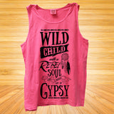 Wild Child Tank Top (sizes run big)