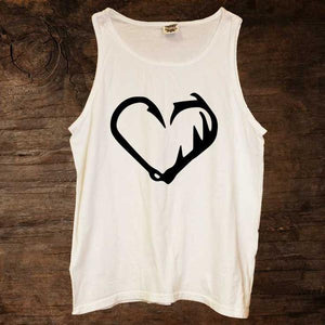 Hook & Antler Tank (sizes run big)