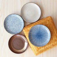 Creative Ceramic Dishes - 4 Styles And 3 Sizes