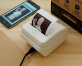 Funky Wireless Thermal Printer for Smartphones - Axel & Jones