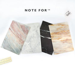 Japanese Marble Design Notebook - Soft Cover