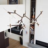 Lustre Agnes Chandelier Replica available in Multiple Sizes, Multiple Colours - Axel & Jones