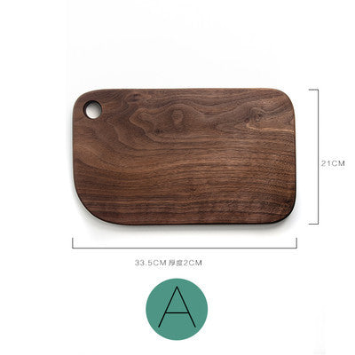 Black Walnut Cutting and Chopping Board in 13 Sizes