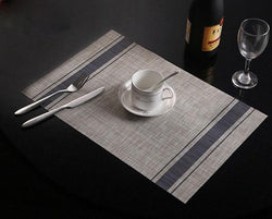 Stylish Placemats in 4 Colours - Axel & Jones