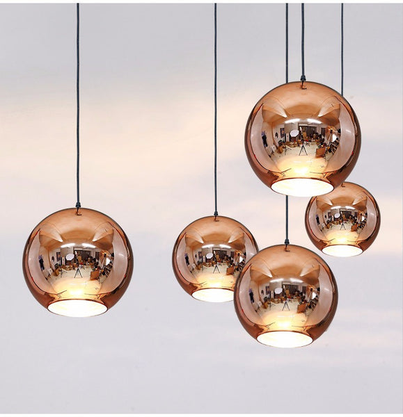 Tom Dixon Copper Pendant Replica - Copper