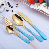 24 Piece Stainless Steel Cutlery Set