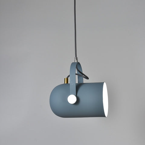 Nordic Minimalism Adjustable Drop Light