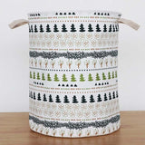 Large Canvas Storage Basket