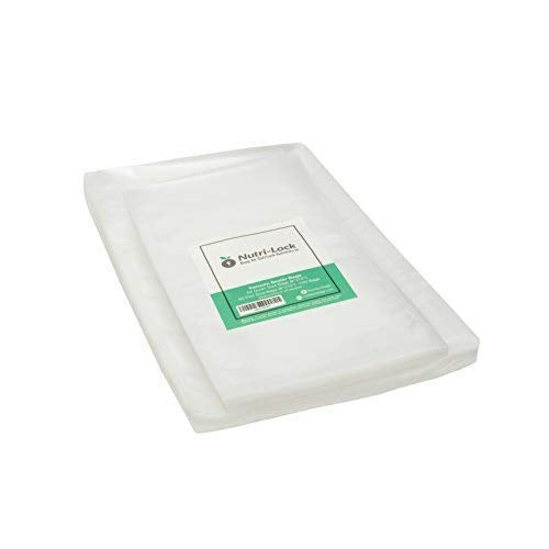Vacuum Sealer Bags 50x QUART and 50x PINT (100 Bags)