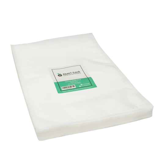 "Vacuum Sealer Bags 100x GALLON 11""x16"""