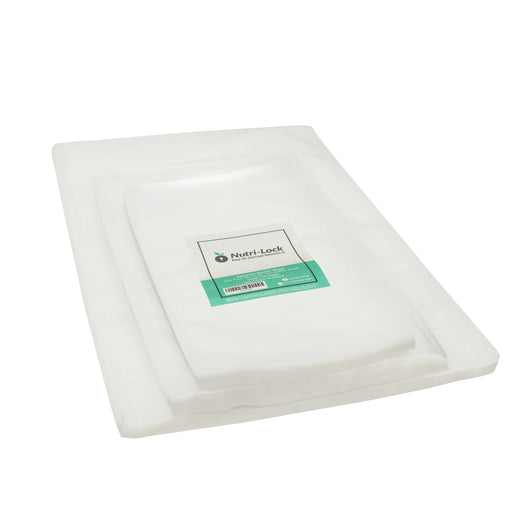 Vacuum Sealer Bags 50x GALLON, 50x QUART and 50x PINT (150 Bags)