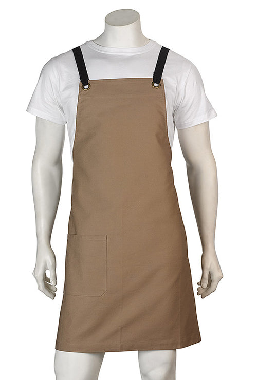 brooklyn - canvas bib apron
