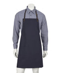 luca - canvas bib apron