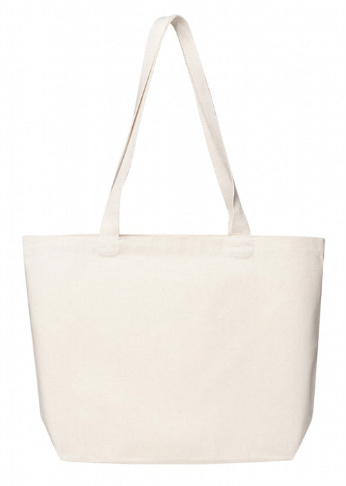 cotton, calico and canvas - heavy duty market bag