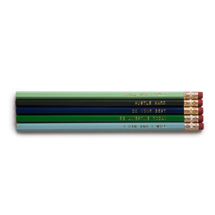 Inspiration Pencil Set