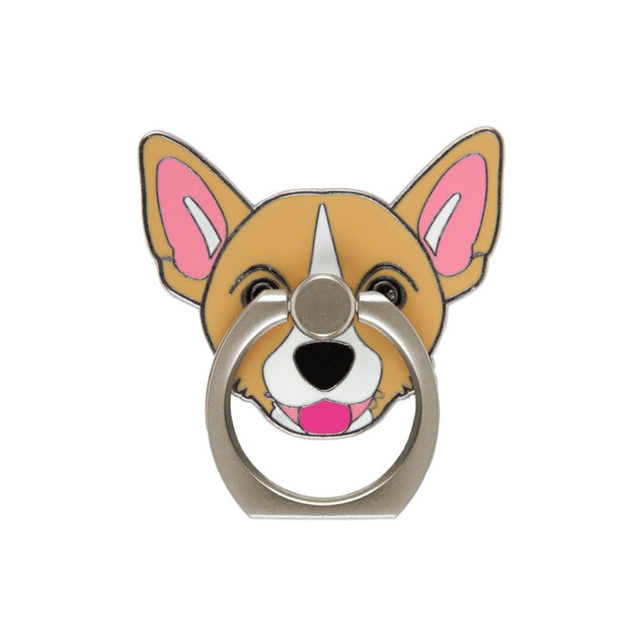 Corgi Phone Ring