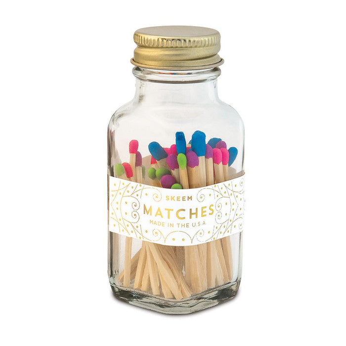 Mini Blue Party Matches