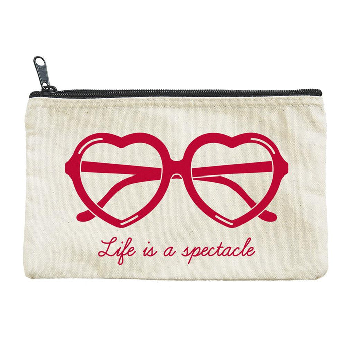 Heart Spectacles Pouch