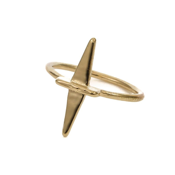 Compass Needle Ring