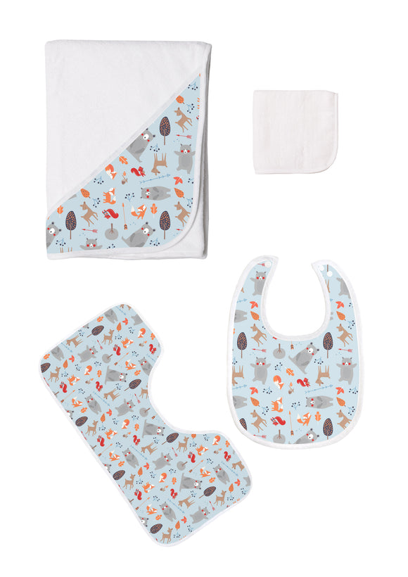 Apron Towel Sets