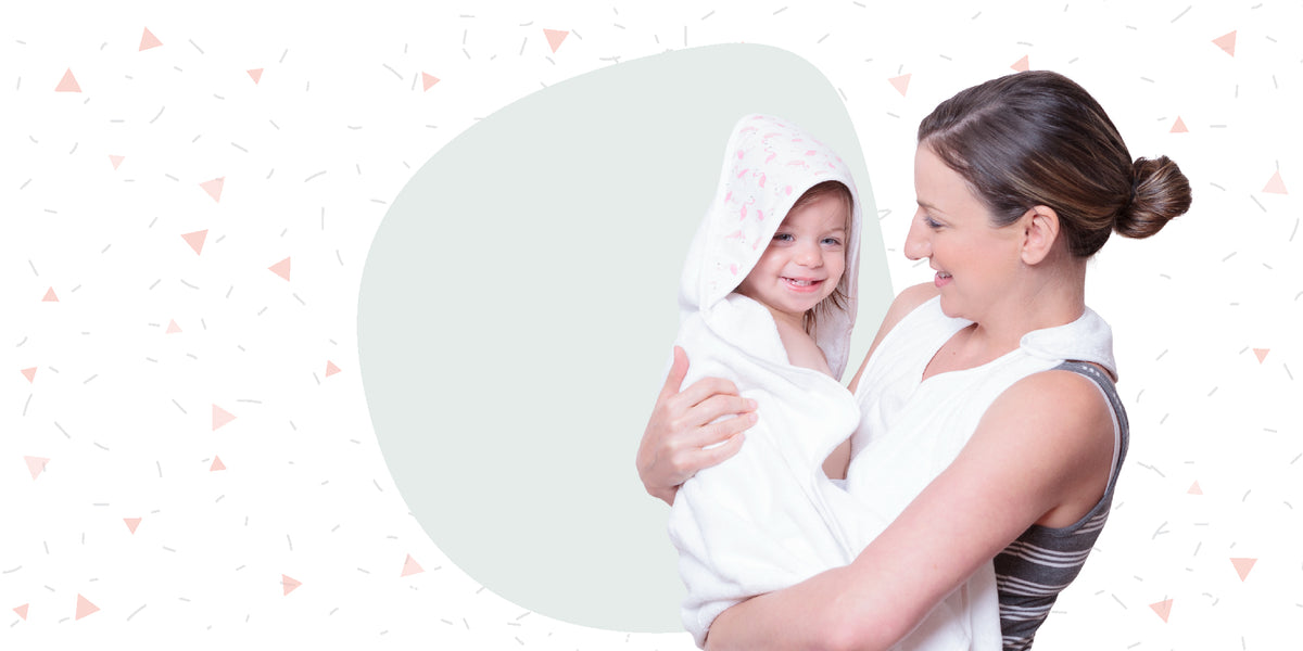 The safest and easiest way to bathe your baby