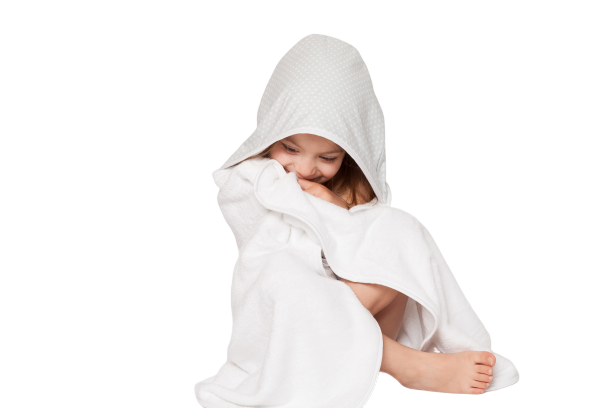 Bamboo Hooded Toddler Towel