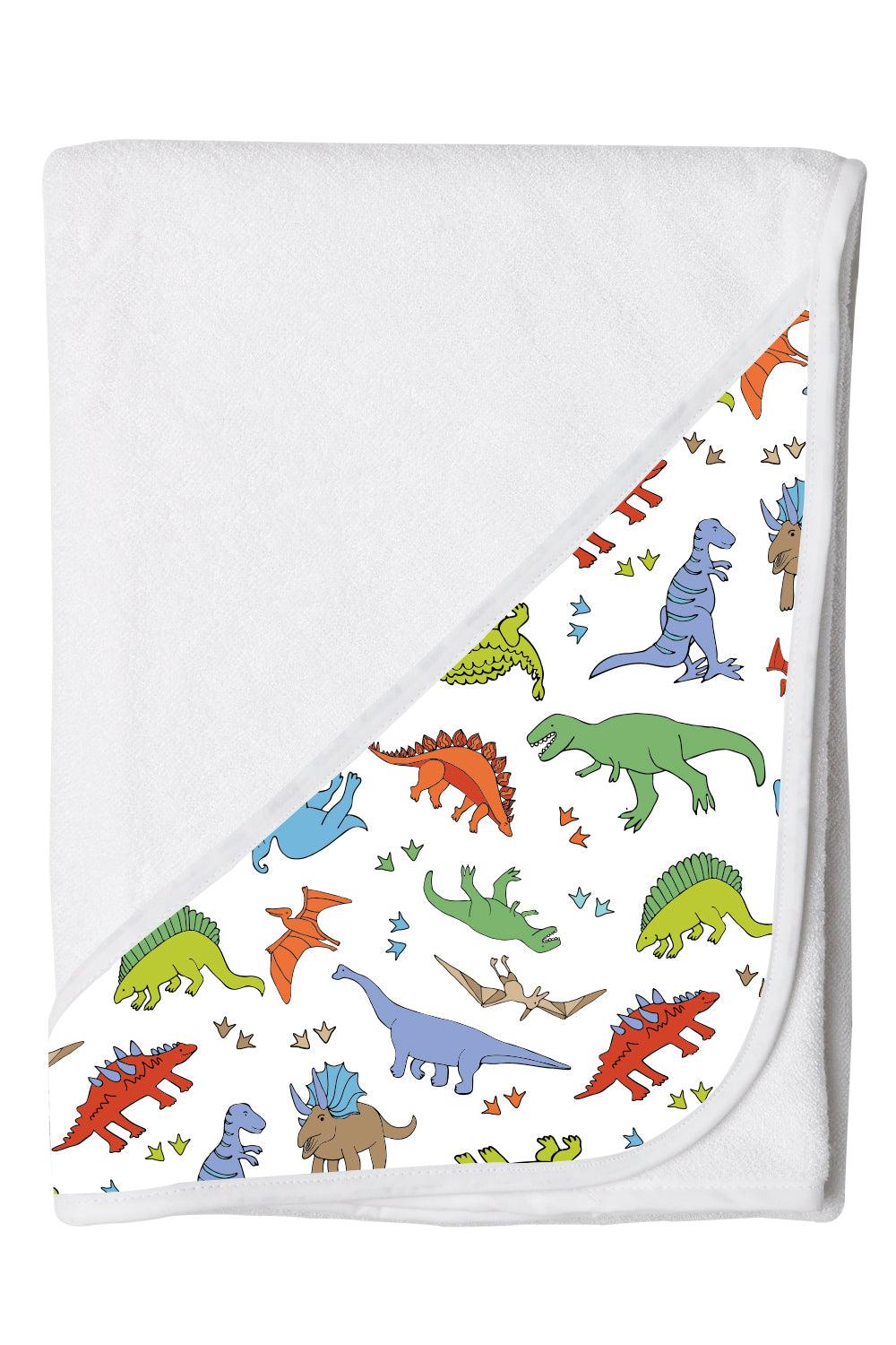Hooded Toddler Bath Towels