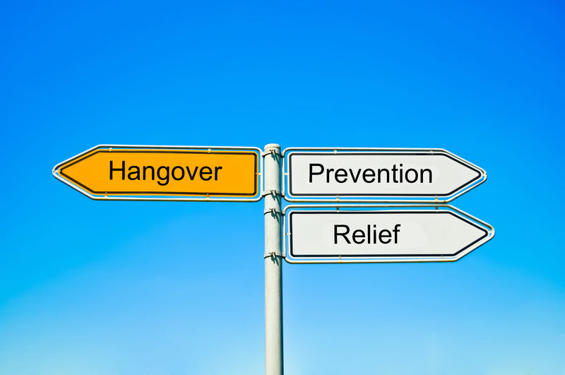 Hitting the Hangover from Both Ends:   Just One More Reason to Use Youth Infusion