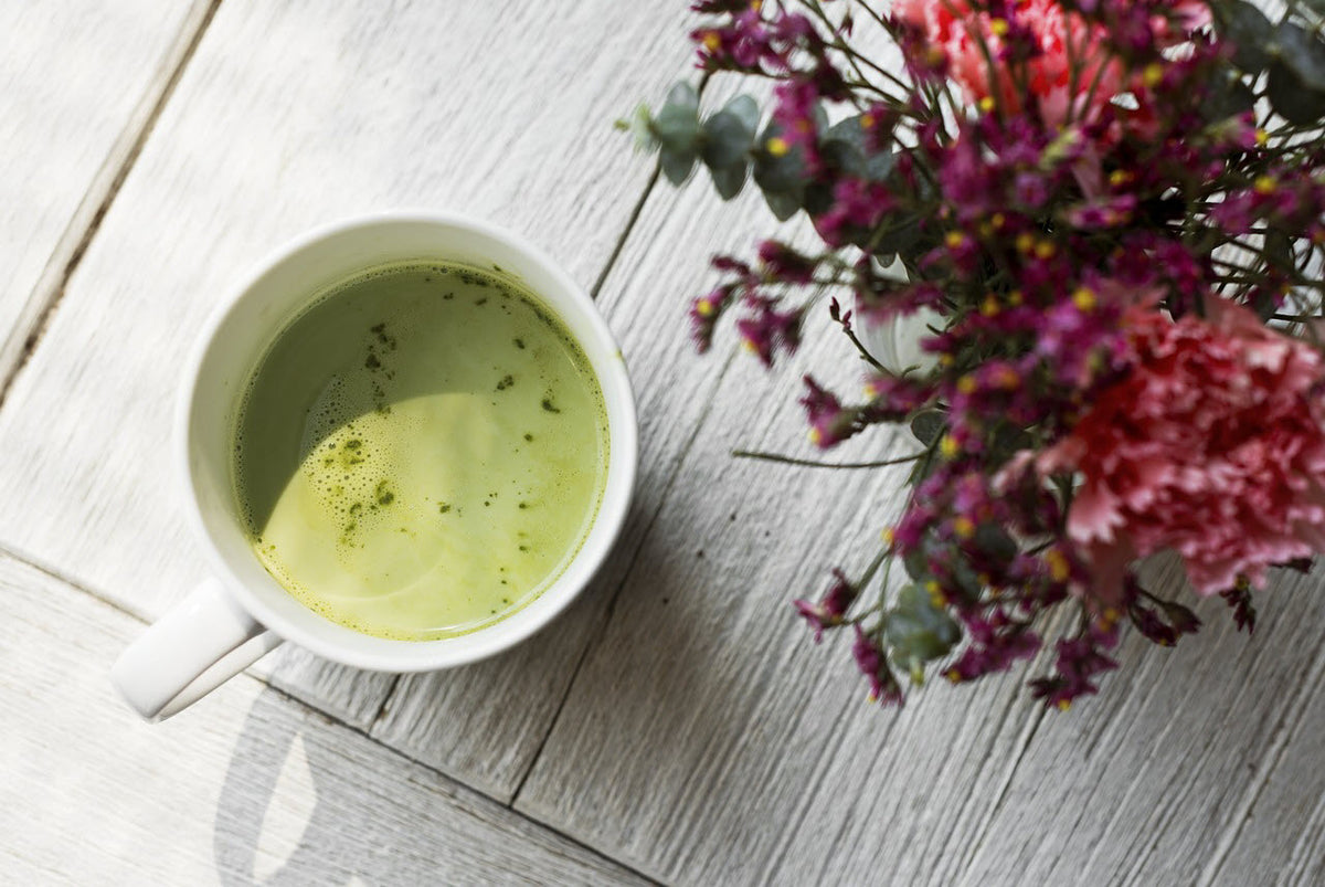 Matcha Green Tea: A Proven Energy Booster for Consistent Energy Througout Your Day