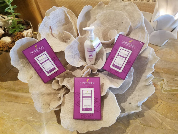Dewberry Lotion - Sample