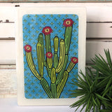 Medi Woodblock - Organ Pipe Cactus