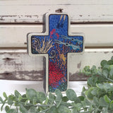 Coral Reef Cross - Small