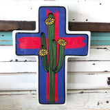 Saguaro Pop Cross - Large
