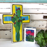 Prickly Pear Pop Cross - Large