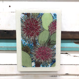 Medi Woodblock - Sea Urchin Hakea