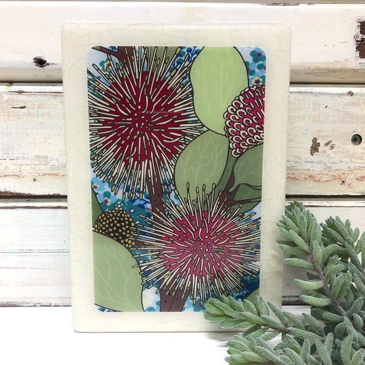 Maxi Woodblock - Sea Urchin Hakea