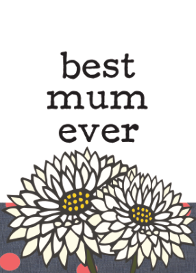 Big Tag - Best Mum