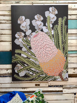 Banksia Beauty Canvas