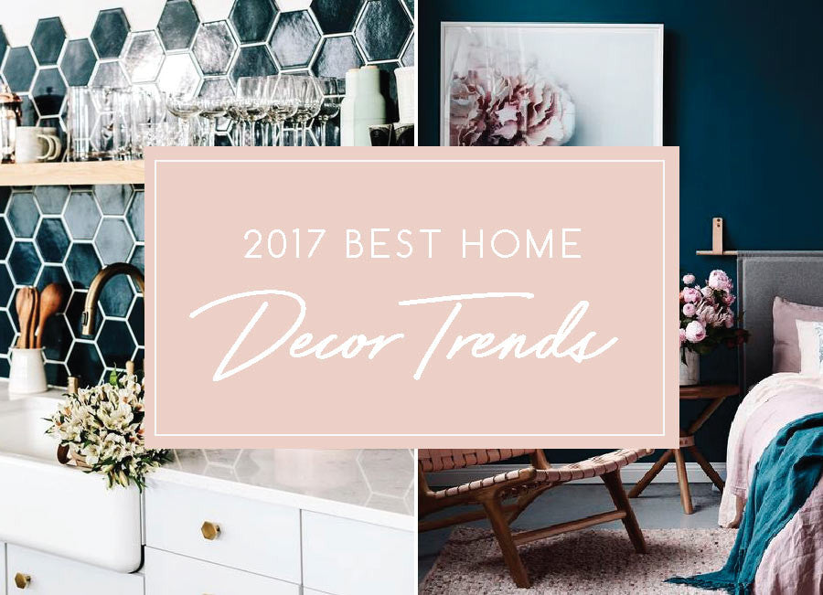 In the beginning, there was only Chaos... - Interior Design Trends for 2017
