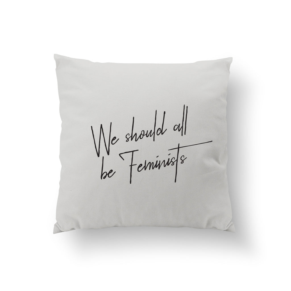We should all be feminists, Pillow