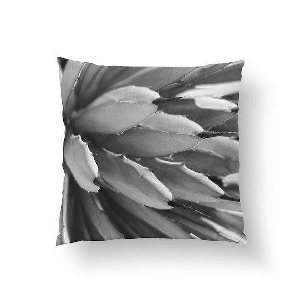 Aloes Black, Pillow