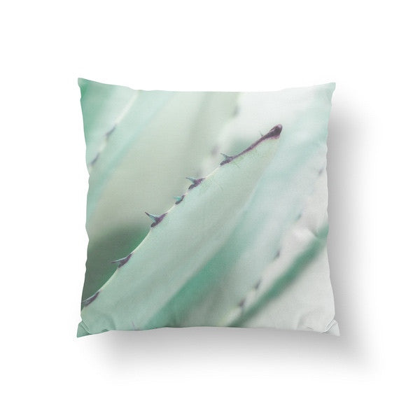 Aloes Mint, Pillow