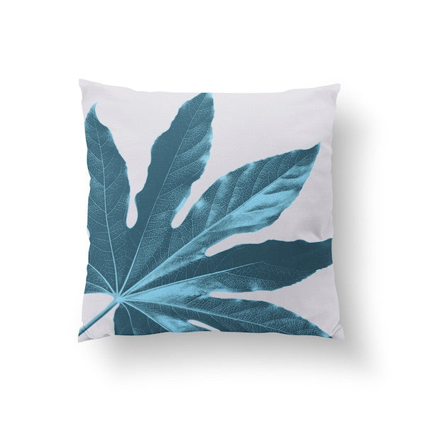 Aralia Leaf, Pillow