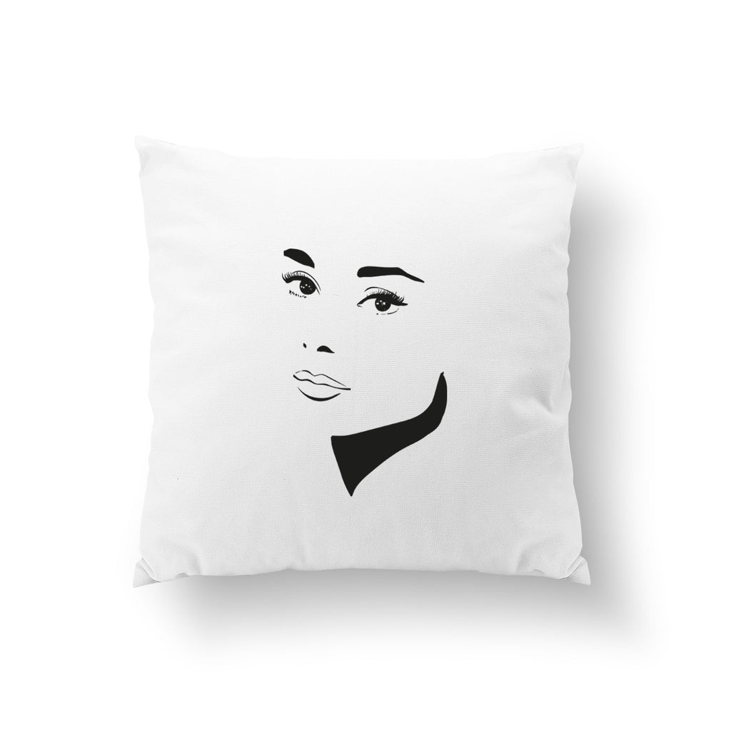 Audrey look, Pillow