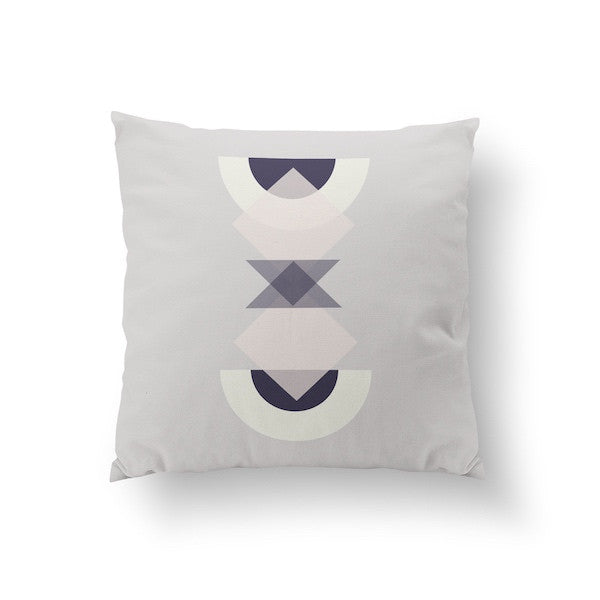 Aztec Grey, Pillow